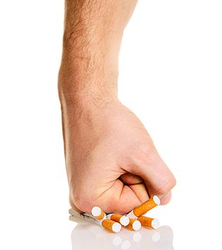 emagrecer deixar de fumar cigarros